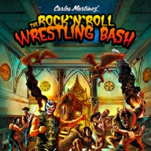 The RocknRoll Wrestling Bash