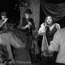 The Speakeasy-Moonshine Mary and the Bootleggers - New English American Theatre