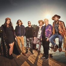 Bild: The Strumbellas