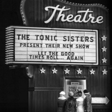 The Tonic Sisters