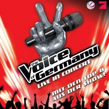 The Voice Of Germany - Live in Concert mit den acht Finalisten