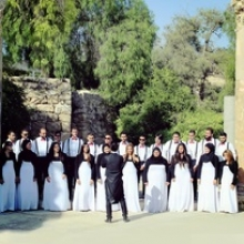 Bild: THE AMAAN CHOIR