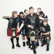 Bild: THE REAL McKENZIES - 25th Anniversary - European Tour 2017