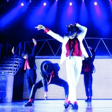 Thriller live! - A tribute to Michael Jackson!
