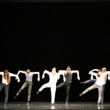 Through my eyes/Love me if you can - Posterino Dance Company