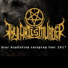 Bild: THY ART IS MURDER - AFTER THE BURIAL, OCEANO, JUSTICE FOR THE DAMNED