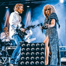 Tina Turner Tribute Show - Simply the best - Acoustic Soul