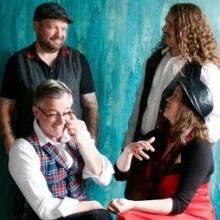 Tone Fish - Tour 7.0 - Rat City Folk