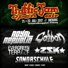 18. Traffic Jam Open Air 2017 - 2 Tages-Ticket OHNE Camping
