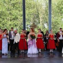 Traummelodien der Operette - Revue mit Solisten, Ballett und Moderation