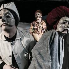 Triton - Ein märchenhaftes Theaterspiel mit Maskenfiguren