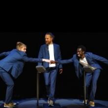 """Tuning People & hetpaleis - """"Synchron"""" Dt. Erstaufführung in Düsseldorf, 21.11.2017 - Tickets -"""
