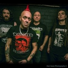 Bild: The Exploited