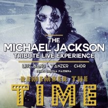 Bild: The Michael Jackson Tribute Live Experience
