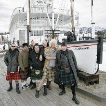 Bild: THE REAL McKENZIES - + special guest