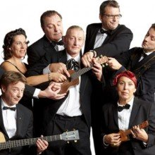 Bild: The Ukulele Orchestra of Great Britain
