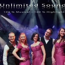 Musical Gala - 100% Musical – 100% Highlights - Unlimited Sound präsentiert in Oberhausen, 18.02.2018 - Tickets -