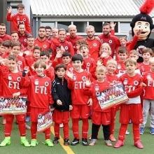 Viktoria´s Fußballschule