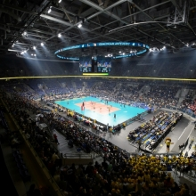 Volleyball DVV Pokalfinale