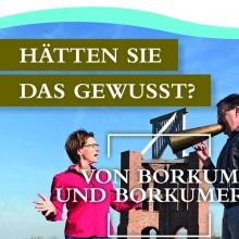Von Borkum und Borkumern - Vorträge von Borkumer Persönlichkeiten