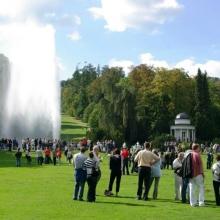 Führung zu den Wasserspielen in Kassel