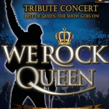 We rock Queen - Best of Queen- Tribute Concert