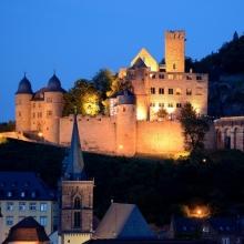 Weinprobe auf Burg Wertheim