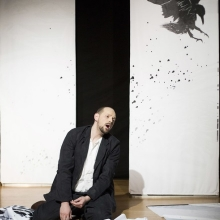Bild: Winterreise Staged