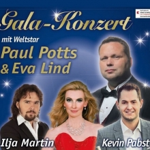 Winterträume - Paul Potts, Eva Lind & Gäste