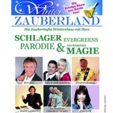 Winterzauberland - Die Gala der großem Show-Legenden in Borna, 21.01.2018 - Tickets -