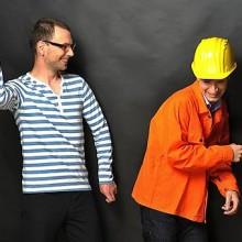 Alphamännchen - Wir geben unser Bestes - Erik Lehmann & Philipp Schaller