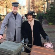 Wo bleibt denn bloß der Kofferträger - 100 Jahre Bad Geschichte