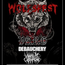 WOLFSFEST: Varg, Debauchery, Milking The Goatmachine