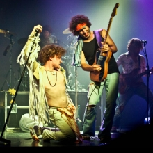 Woodstock - das Rockmusical