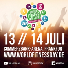 Bild: WORLD FITNESS DAY - DISCOVER THE WORLD OF FITNESS
