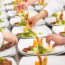 Bild: World Vision Benefizdinner - Steigenberger Hotel Bad Homburg
