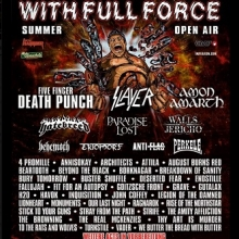 Bild: With Full Force Festival 2016