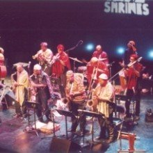 Bild: The Sun Ra Arkestra