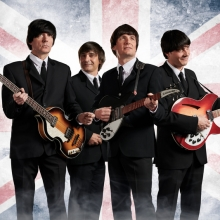 Yesterday the Beatles Musical - performed by the London West End Beatles