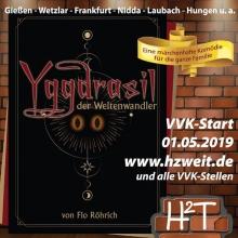 H2T - HinterHofTheater - Yggdrasil-Der Weltenwandler