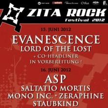 Zita Rock Festival 2012