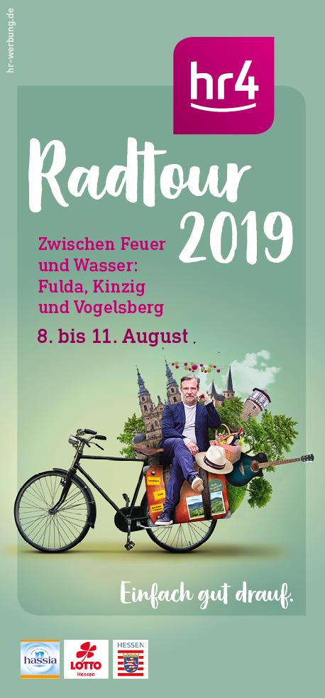Die hr4-Radtour 2019