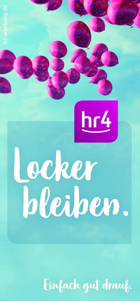 hr4 - Locker bleiben.