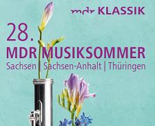 28. Musiksommer - Broschüre