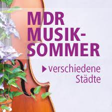 MDR Musiksommer 2020 - Broschüre
