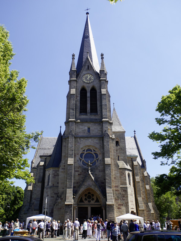 Christuskirche Fulda Tickets Karten Online Kaufen Auf