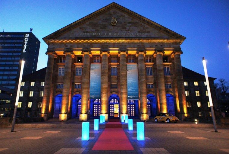 Kongress Palais Kassel Tickets Karten Online Kaufen: markisenstoff kaufen kassel