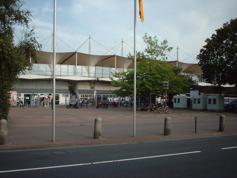 Bild: Stadion am Marschweg Oldenburg