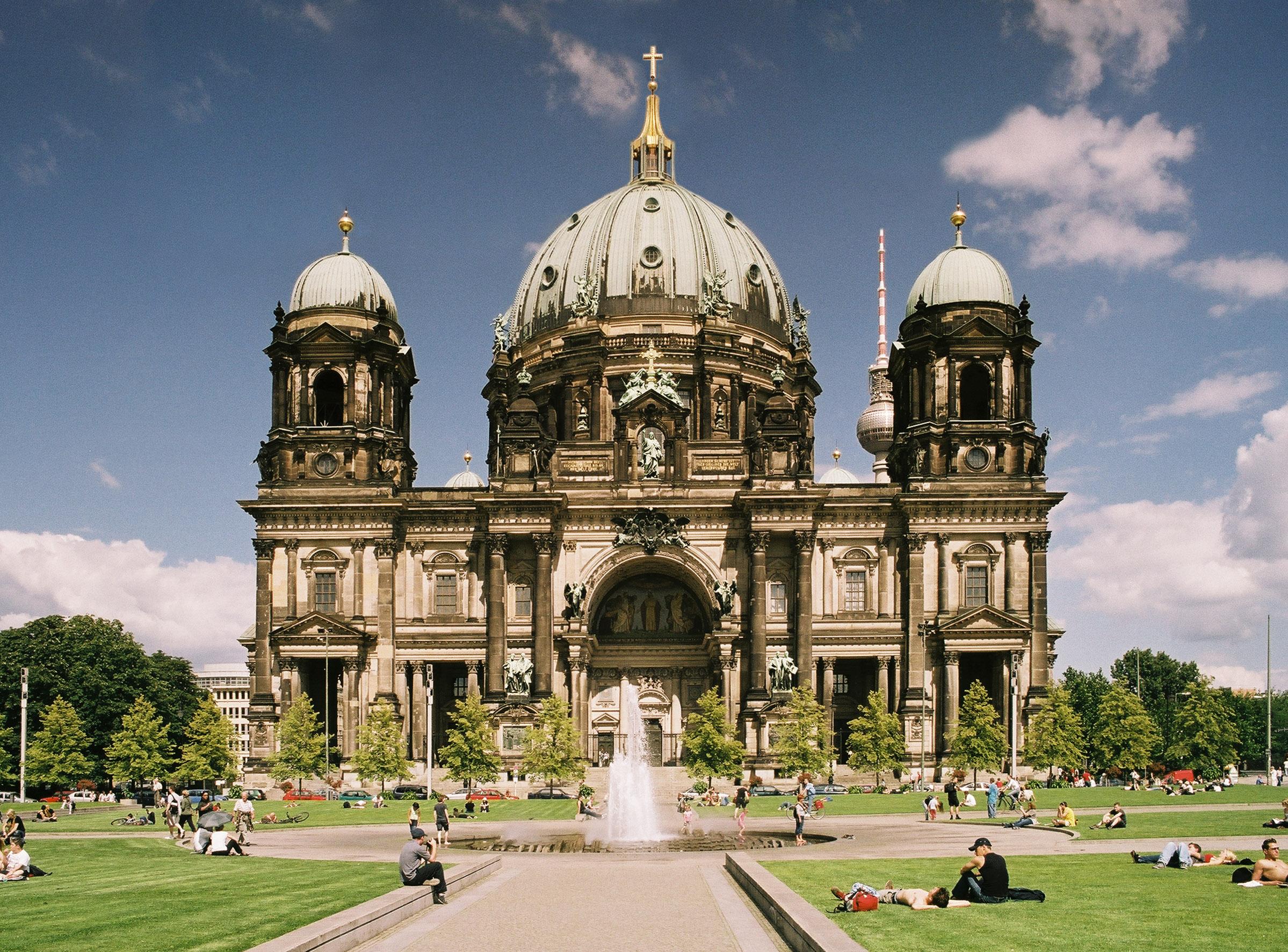Berliner Dom Tickets Karten Online Kaufen Auf Adticketde