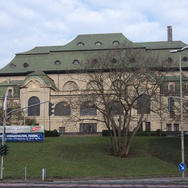 buy online b3dda ac9af Kaiser-Friedrich-Halle Mönchengladbach - Tickets   Karten ...